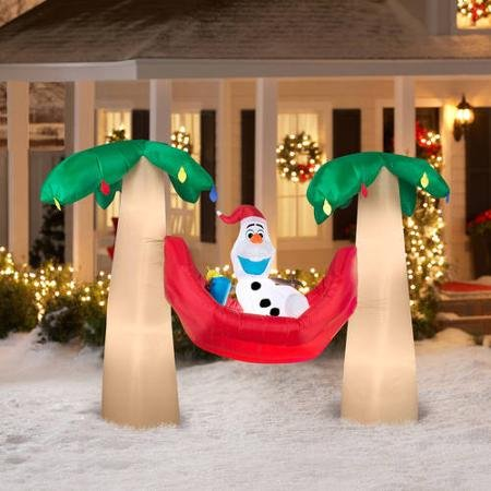 Christmas Outdoor Blow Ups