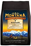 Montana Cowboy Coffee - RUSTLER,Whole Bean 12oz