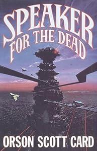 """Cover of """"Speaker for the Dead (Ender Qua..."""