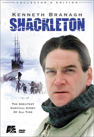 "Cover of ""Shackleton - The Greatest Survi..."