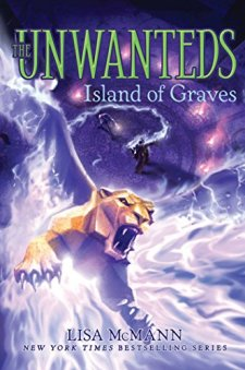 Island of Graves (The Unwanteds) by Lisa McMann| wearewordnerds.com