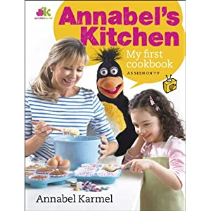 Annabel's Kitchen - My First Cookbook from Amazon