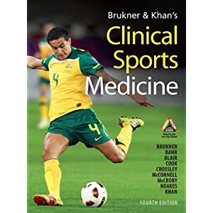 Clinical Sports Medicine Book