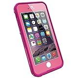 LifeProof iPhone 6 - Fre Series - Power Pink (Light Rose/ Dark Rose)