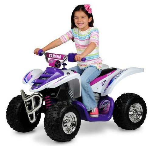 Yamaha Girls Raptor 12V Ride-On