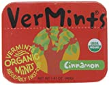 VerMints All Natural CinnaMints, 1.41-Ounce Packages (Pack of 6)