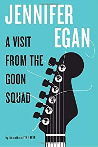 "Cover of ""A Visit from the Goon Squad"""