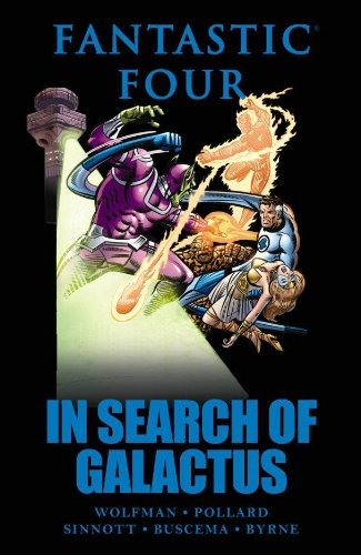 Fantastic Four: In Search of Galactus, Mr. Media Interviews