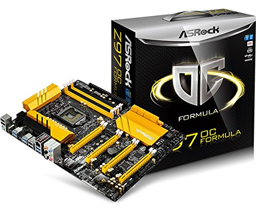 ASRock アスロック マザーボード オーバークロック特化マザーボード Z97 ATX M.2 Z97 OC Formula