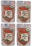 Organic Aloha Spice Company Seasoning & Rub Variety Set