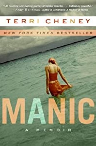 """Cover of """"Manic: A Memoir"""""""