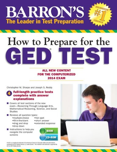 Best Sellers in GED Test Guides - amazon.com