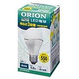 ルミナス LED電球 スリムタイプ 3段階調光機能付き 口金E26 昼白色 550lm 40W相当 LEC7AN26/M (Luminous / ORION)