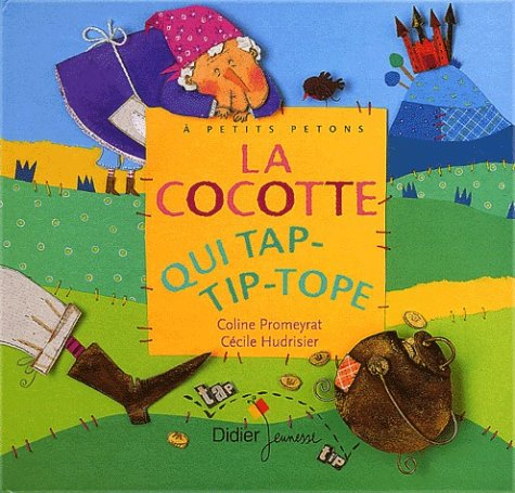 La Cocotte Qui Tap Tip Tope