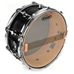 Evans Clear 300 Snare Side Drum Head, 14 Inch for $12.2 + Shipping