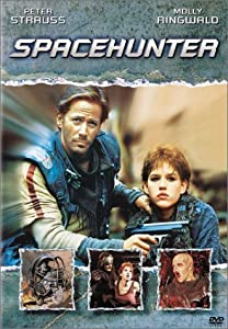 "Cover of ""Spacehunter: Adventures in the ..."