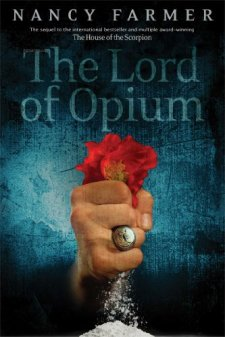 The Lord of Opium by Nancy Farmer| wearewordnerds.com