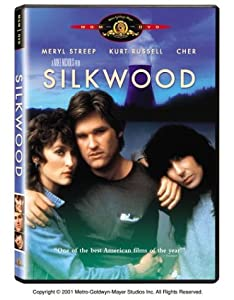 "Cover of ""Silkwood"""