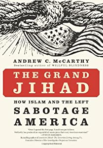 """Cover of """"The Grand Jihad: How Islam and ..."""