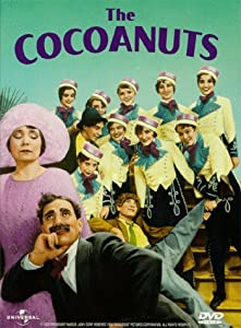 "Cover of ""The Cocoanuts"""