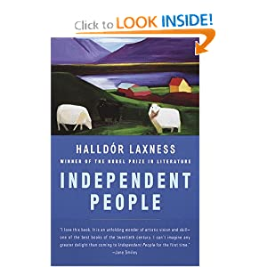 Book:  Independant People