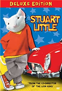 """Cover of """"Stuart Little (Deluxe Edition)&..."""