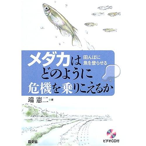 メダカはどのように危機を乗りこえるか―田んぼに魚を登らせる