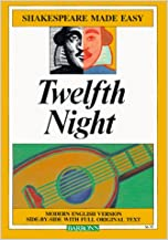twelfth night shakespeare made easy