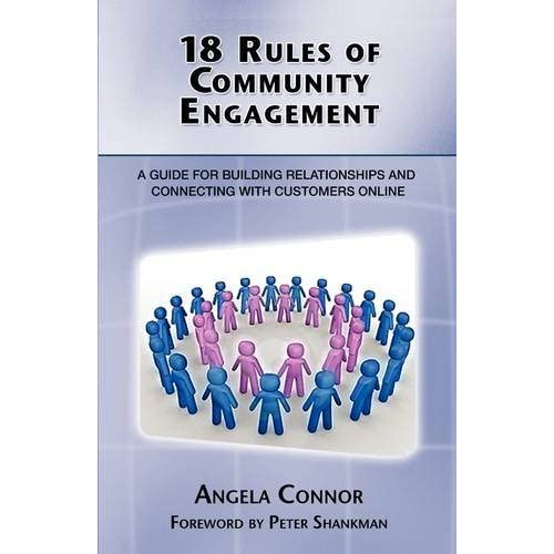 18 Rules of Community Engagement
