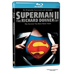 Get the Richard Donner Cut of Superman II from Amazon.com