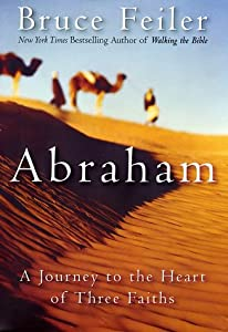 """Cover of """"Abraham: A Journey to the Heart..."""
