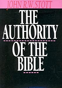 """Cover of """"The Authority of the Bible (5 P..."""