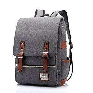 MnSue-British-Style-Casual-Unisex-Waterproof-Oxford-School-Backpack-Rucksack