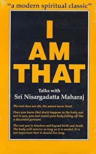 "Cover of ""I Am That: Talks with Sri Nisar..."