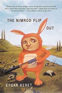 "Cover of ""The Nimrod Flipout: Stories"""