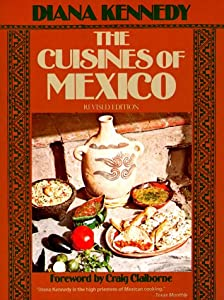 "Cover of ""The Cuisines of Mexico"""