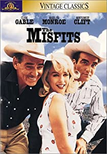 "Cover of ""The Misfits [Region 2]"""