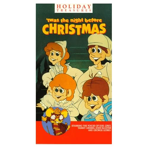twas the night before christmas vhs - Twas The Night Before Christmas 1974