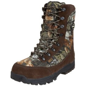 "LaCrosse Men's 8"" Silencer HD Hunting Boot,Mossy Oak Break Up,10 M US"