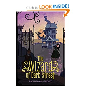 The Wizard of Dark Street (An Oona Crate Mystery)