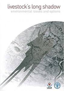 "Cover of ""Livestock's Long Shadow: Enviro..."