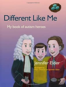 "Cover of ""Different Like Me: My Book of A..."