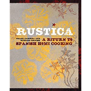Rustica: A Return to Spanish Home Cooking
