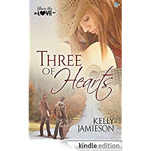 Three of Hearts (Share the Love Book 1)