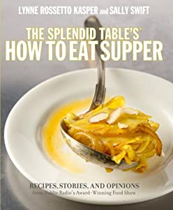 """Cover of """"The Splendid Table's How to Eat..."""