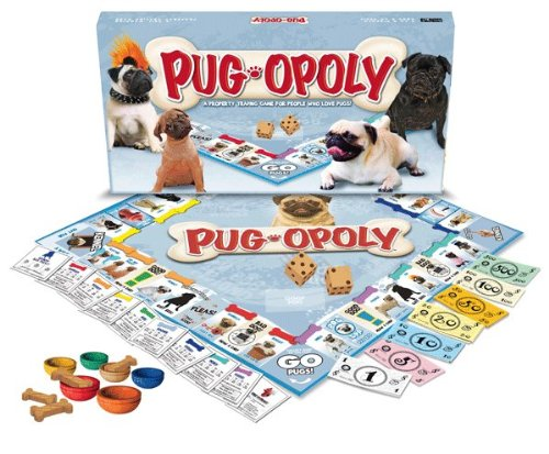 Pugopoly Board Game