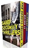 Sabel Security Series: Books 1-3 (Sabel Security Thrillers Boxset)