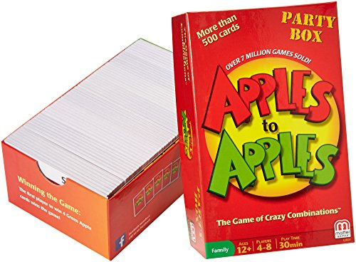 apples apples game review
