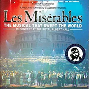 "Cover of ""Les Miserables - The Musical Th..."
