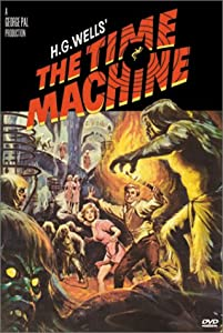 "Cover of ""The Time Machine"""
